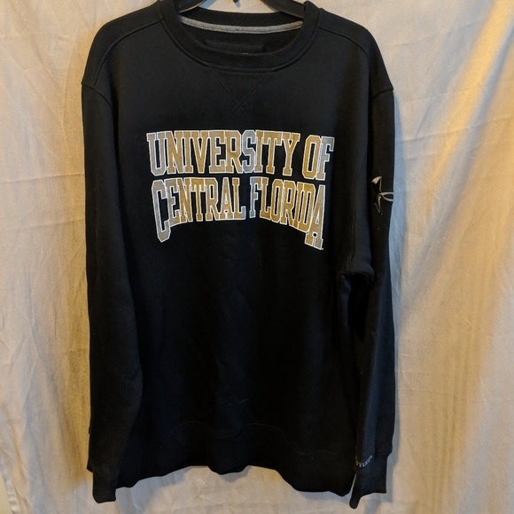 Under Armour Other - Under Armour Storm UCF sweatshirt size XL
